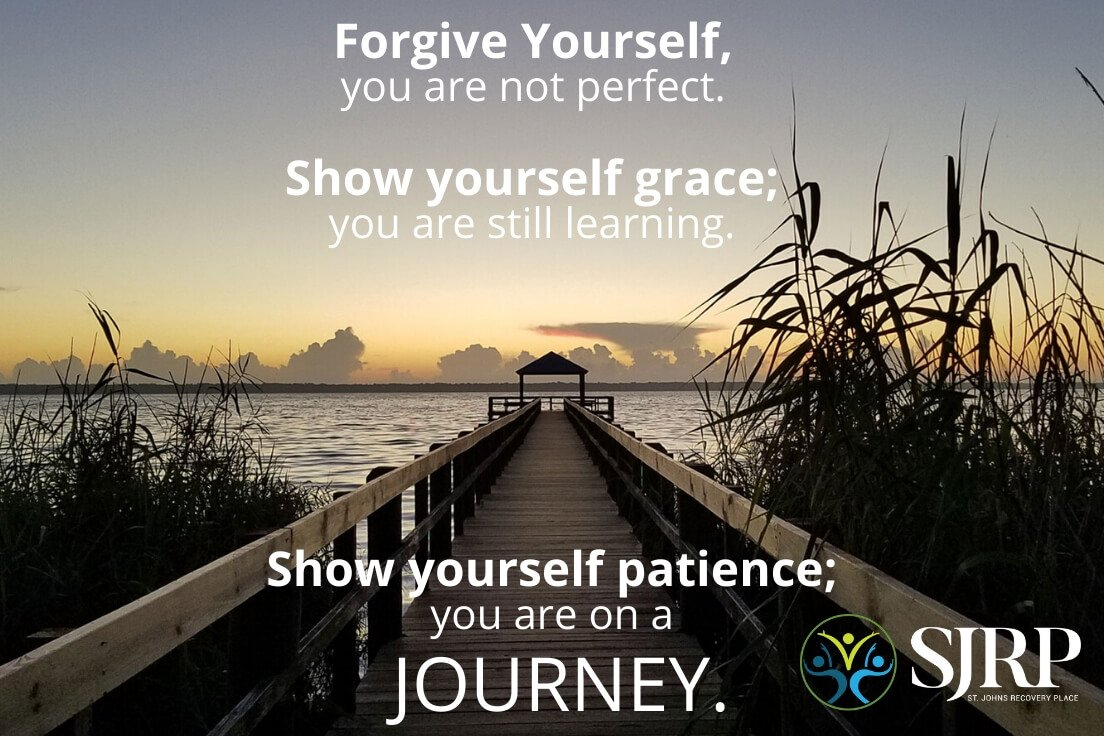 practicing forgiveness in recovery is a journey