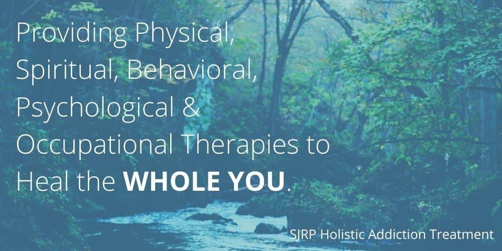 Florida holistic rehab therapies